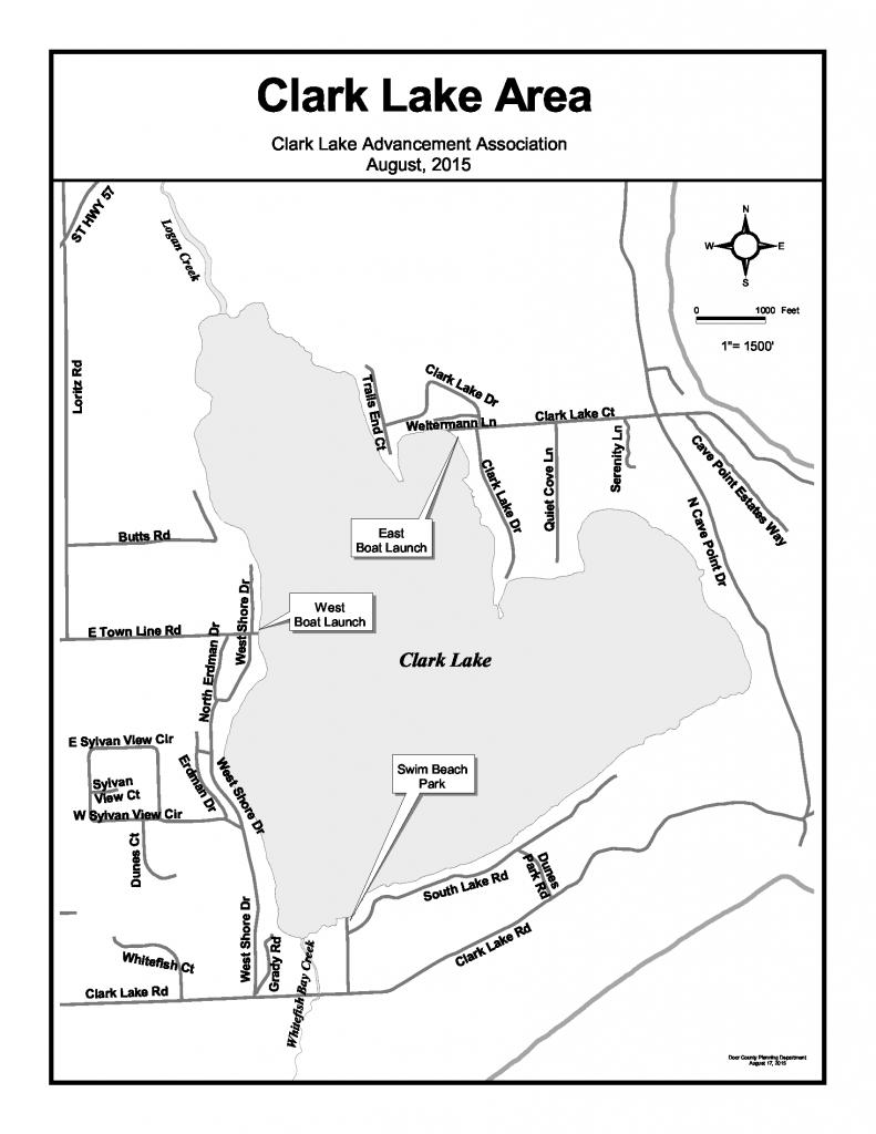 CLAA Road Map