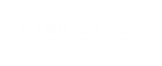 Clark Lake Advancement Association